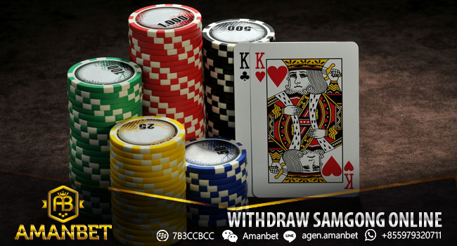 WITHDRAW-SAMGONG-ONLINE